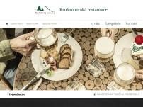 Krušnohorská restaurace