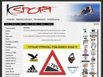 Ksport – turistika – běžecké lyžování – horolezectví – skialpinismus