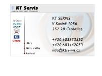 KT Servis - Čeřenice
