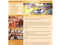 Kuchyně Piňos