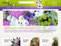Květiny Anemos