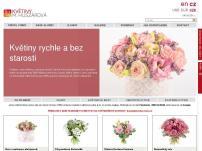 Květiny M. Huszárová