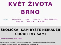 Květ života Brno, z.ú.