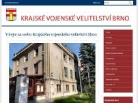 Krajské vojenské velitelství Brno