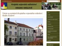Krajské vojenské velitelství Hradec Králové