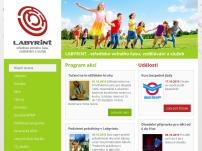 Labyrint - Středisko volného času,vzdělávání a služeb Kladno
