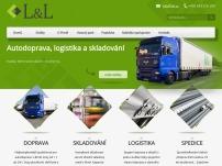 L & L, s.r.o. - autodoprava Brno, nákladní doprava