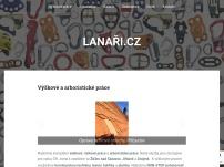 Lanaři.cz – výškové a arboristické práce