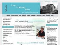 Laser centrum Brno - MUDr. Markéta Lorencová