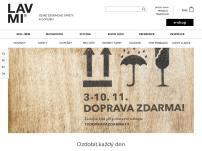 Kreativní prostor LAVMI, s.r.o. - e-shop