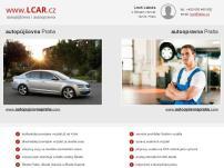Autopůjčovna a autoopravna LCAR