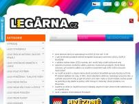 Legárna.cz - obchod LEGO