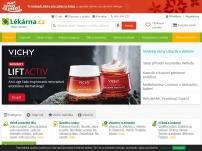 Lékárna.cz - První internetová lékárna