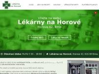 Lékárna na Horové