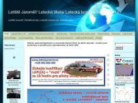 Letecká škola – Letiště Jaroměř