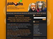Atrakce Pohoda