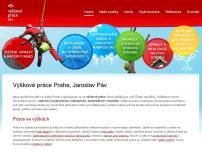 Výškové a lezecké práce Jaroslav Páv