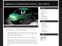 Autolakovna a autokarosárna Ostrava – Libor Hamšík