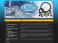 LIGO – gumárna Zábrodí