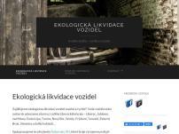 Likvidace vozidel Liberec