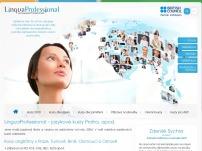 Linguaprofessional - jazykové kurzy