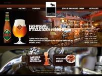 Belgická pivnice Los v Oslu