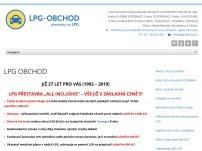 LPG OBCHOD.cz