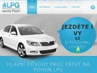 LPG servis Plzeň