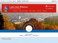 Luka nad Jihlavou - úřad městyse