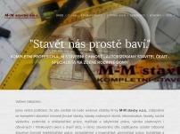 M-M stavby v.o.s.