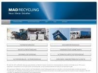 MAD Recycling Česká Republika, a.s.