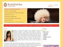 Kleopatra magazín krásy