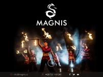 Magnis - Fire & Light performance