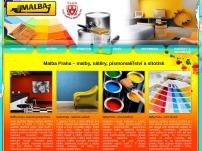 MALBA, výrobní družstvo lakýrníků a malířů v Praze