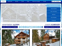 Ladislav Oravec - Chata Alpina a Kamenár