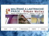 Malířské a lakýrnické práce Štěpán Mollay