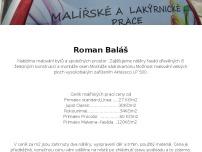 Roman Baláš Malíř