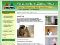 Václav Zelenka, A+A Adapta