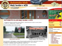 Automoto klub Malý Jordán v AČR