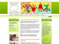 Mateřská škola Malý strom