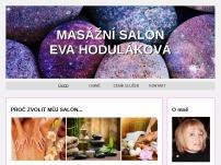 Relaxační masáže Eva Hoduláková