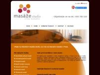 Masáže-studio – Jitka Čapková