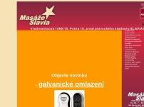Masáže Vlastimil Mareš