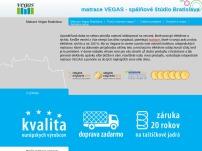 Matrace VEGAS Bratislava