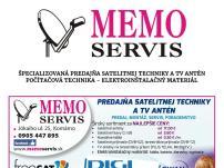 Tibor Mészáros - MEMO SERVIS