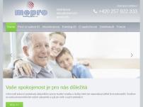 INKONTINENČNÍ, HYGIENICKÉ POMŮCKY - EURON - MePro Trading