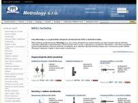 Metrology, s.r.o.