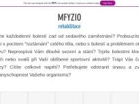 Mgr. Monika Větrovcová - Fyzioterapeut