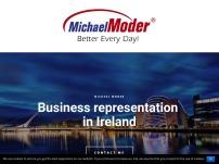 Michael Moder – osobní trenér fitness, terapeut a konzultant pro výživu, Dornova metoda Ostrava
