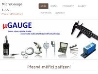 MicroGauge s.r.o.